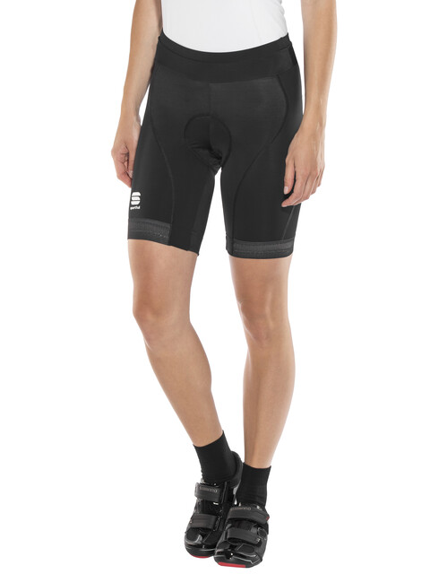Sportful Giro - Culotte corto sin tirantes Mujer - negro